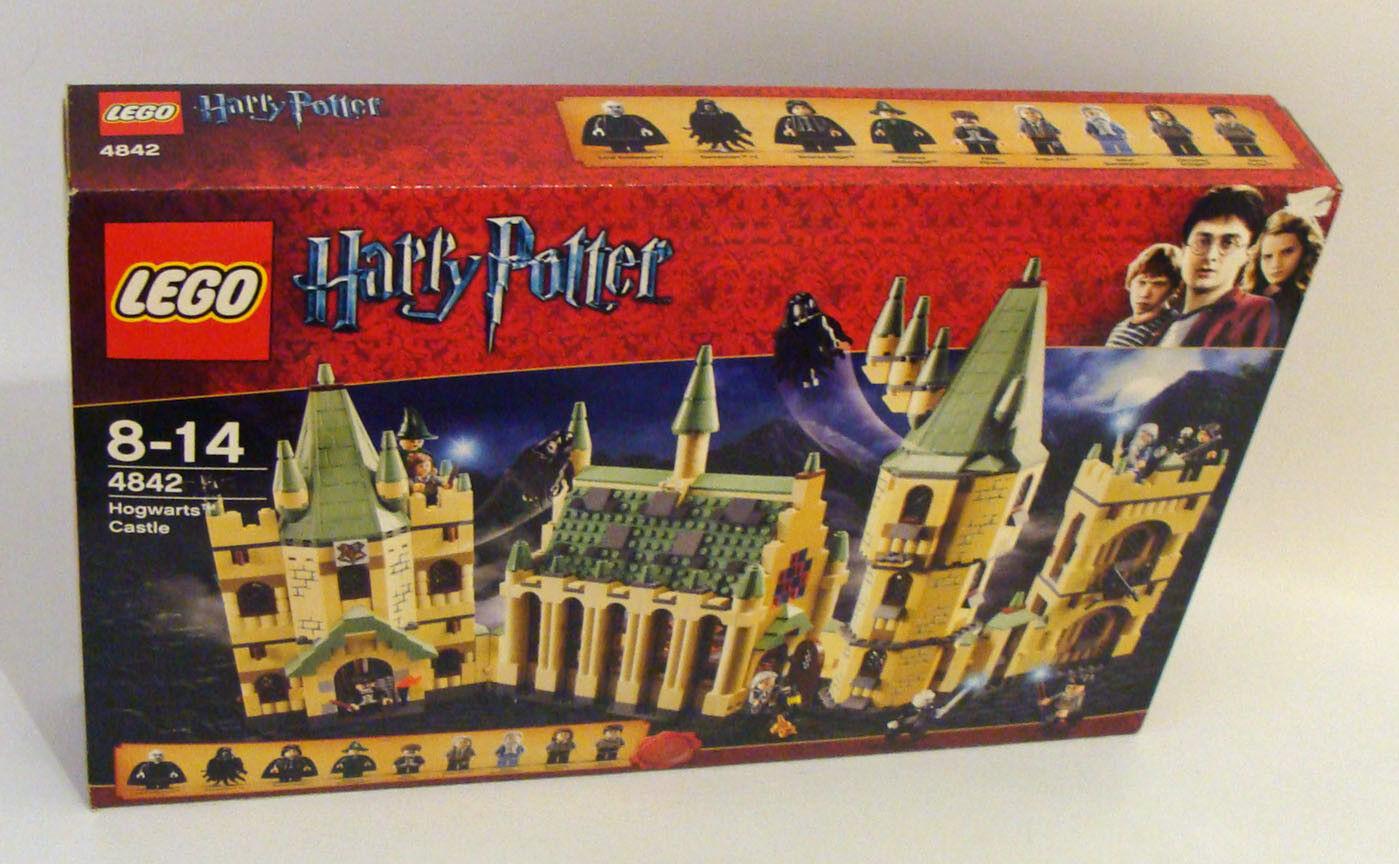 LEGO ® Harry Potter 4842-Hogwarts Castello 1290 parti 8-14 ANNI-NUOVO