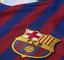 Nike FC Barcelona 18//19 Vapor Match Home Jersey Size Small 894417-456