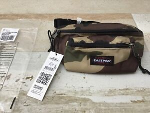 Eastpak-Doggy-Bum-Bag-Camo-Camouflage-new-with-tags