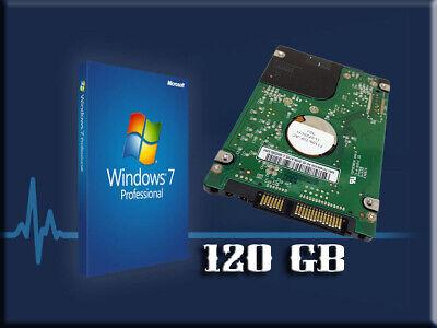 """Hard Drive 320GB Wins7 Laptop 2.5/"""" Dell Latitude E5420 E5520 E6420 E6530 8858X."""