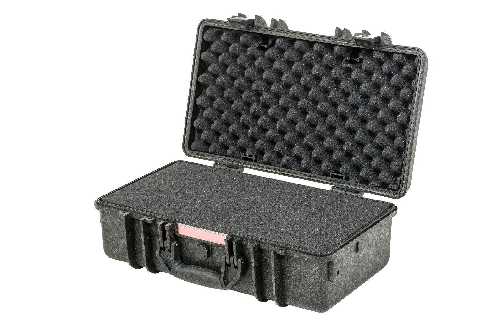 Centurion 25 - Waterproof Heavy-duty Peli Style Hard Case with Foam 52x27x16cm