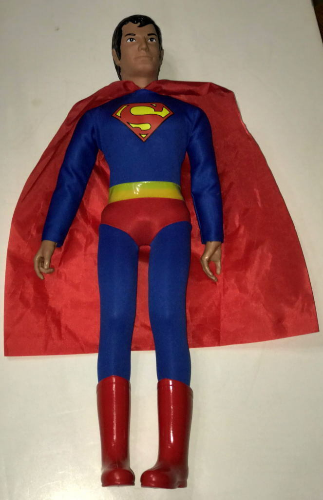 SUPERMAN RETRO MEGO 18  Action Figure 2014