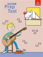 ABRSM Guitar Prep Test  - Same Day P+P