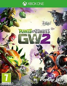 Plants-vs-Zombies-Garden-Warfare-2-Xbox-One-PVZ-2-Game-for-X1-NEW-amp-SEALED