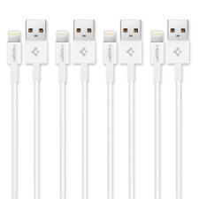 [1 Pack to 3 Pack] SPIGEN Lightning USB Cable Apple Certificated iPhone Charger