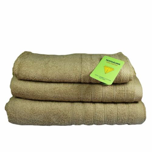 30 Serviette de bain 100/% Pure Coton Égyptien Wholesale Taille Standard Stock Job Lot