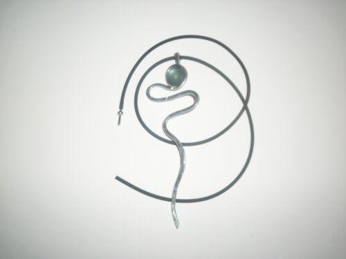 2 m 3 mm Schmuckschlauch Kautschukband PVC Halsband 3 Steckverschlüsse