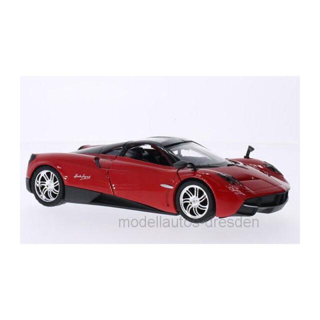 pagani huayra red - 1 24 motormax   ebay