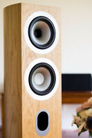 Tannoy Revolution Signature Dc4t Speakers - Made In Uk
