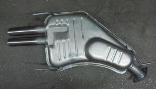Auspuff Endschalldämpfer Endtopf Opel Vectra B 2,5 V6 2,6 CC Caravan Kombi Limo