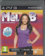 Playstation 3 Get Fit With Mel B BRAND NEW
