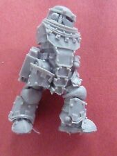 FORGEWORLD Heresy Iron Hands MEDUSAN IMMORTALS TORSO & LEGS (D)  40K
