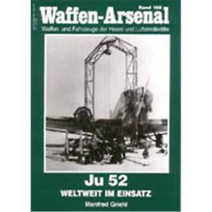 Waffen-Arsenal-WA-168-Ju-52-weltweit-im-Einsatz