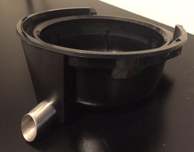 Tru Power Juicer - Model JE-2098 REPLACEMENT PARTS JUICE COLLECTION BOWL SPOUT