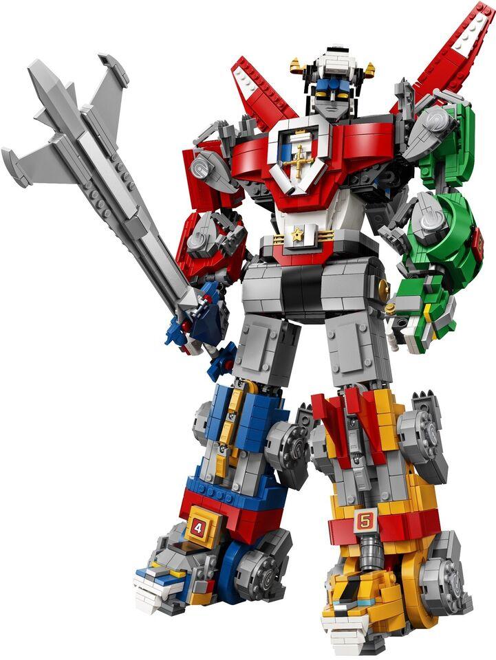 Lego andet, Lego Ideas Voltron 21311