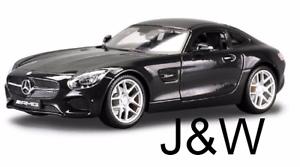 Maisto Mercedes Benz AMG Gt 2015 Neger 1  18