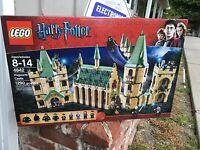 Lego Harry Potter Hogwarts Castle 4842 Voldemort Dementor Snape Dumbledore Filch