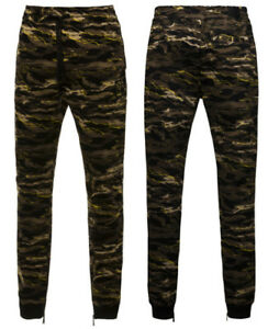 290678cddac1 Puma x XO The Weeknd Canvas Pants Bottoms Trousers Camo 575349 51 ...