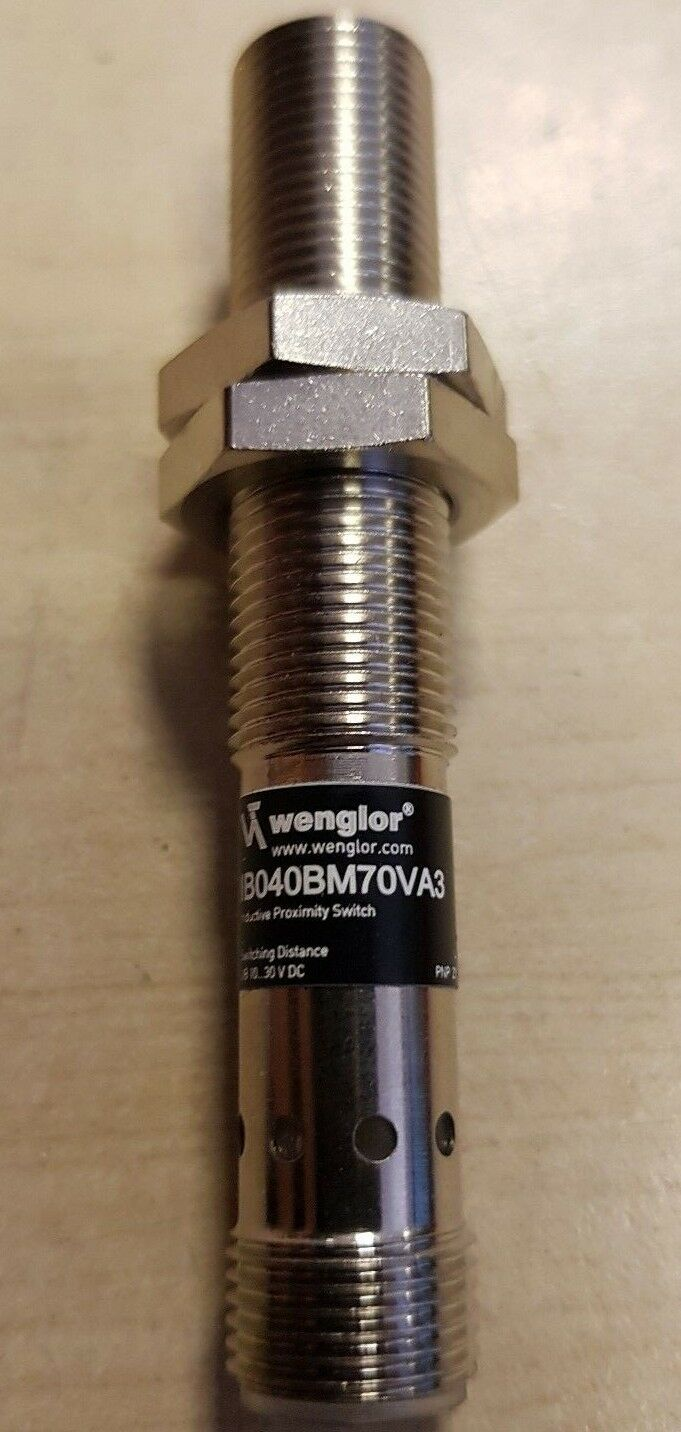 Wenglor IB040BM70VA3 Inductive Proximity Switch 4mm
