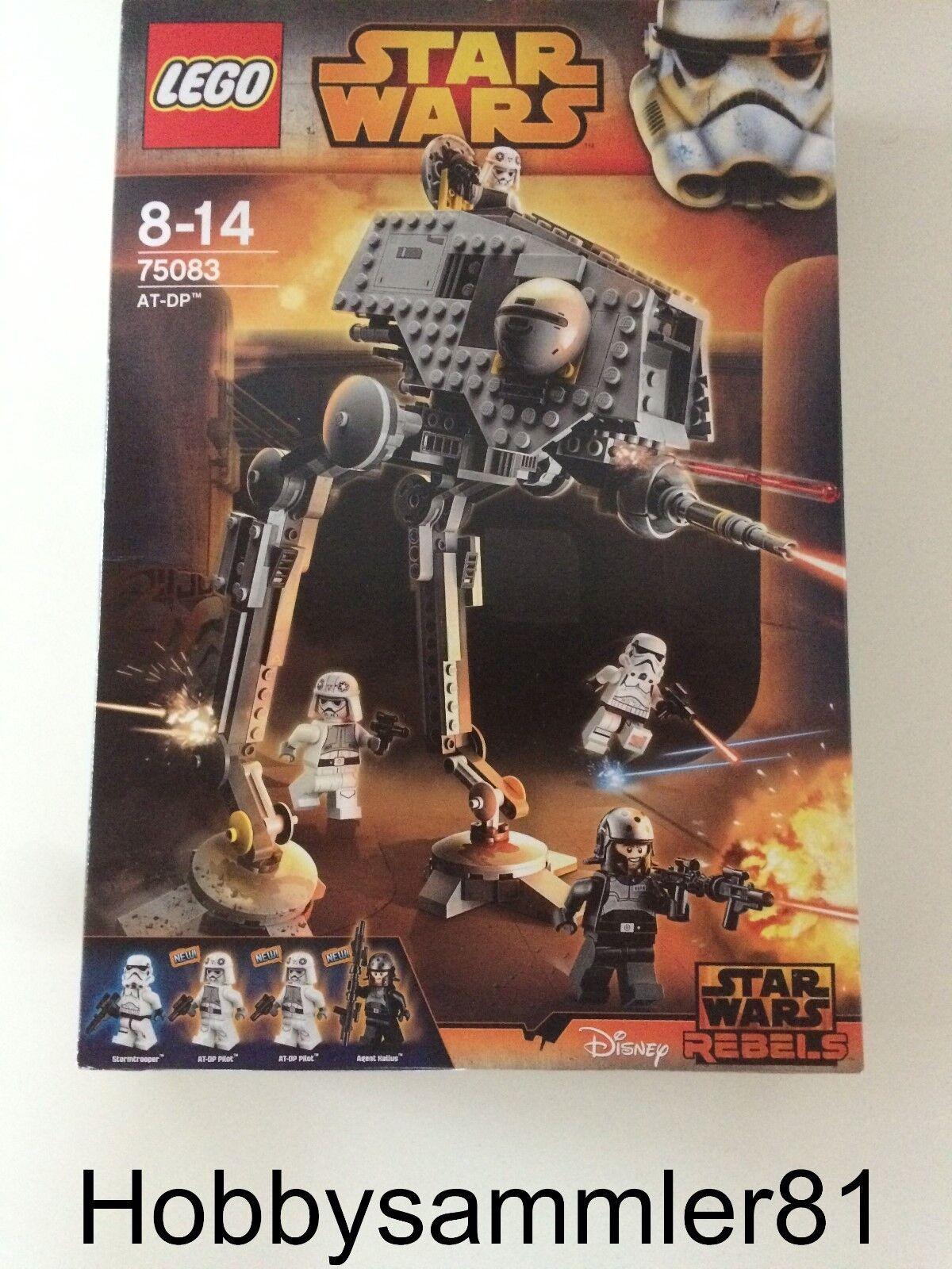Lego® 75083 Star Wars AT-DP / Neu und OVP