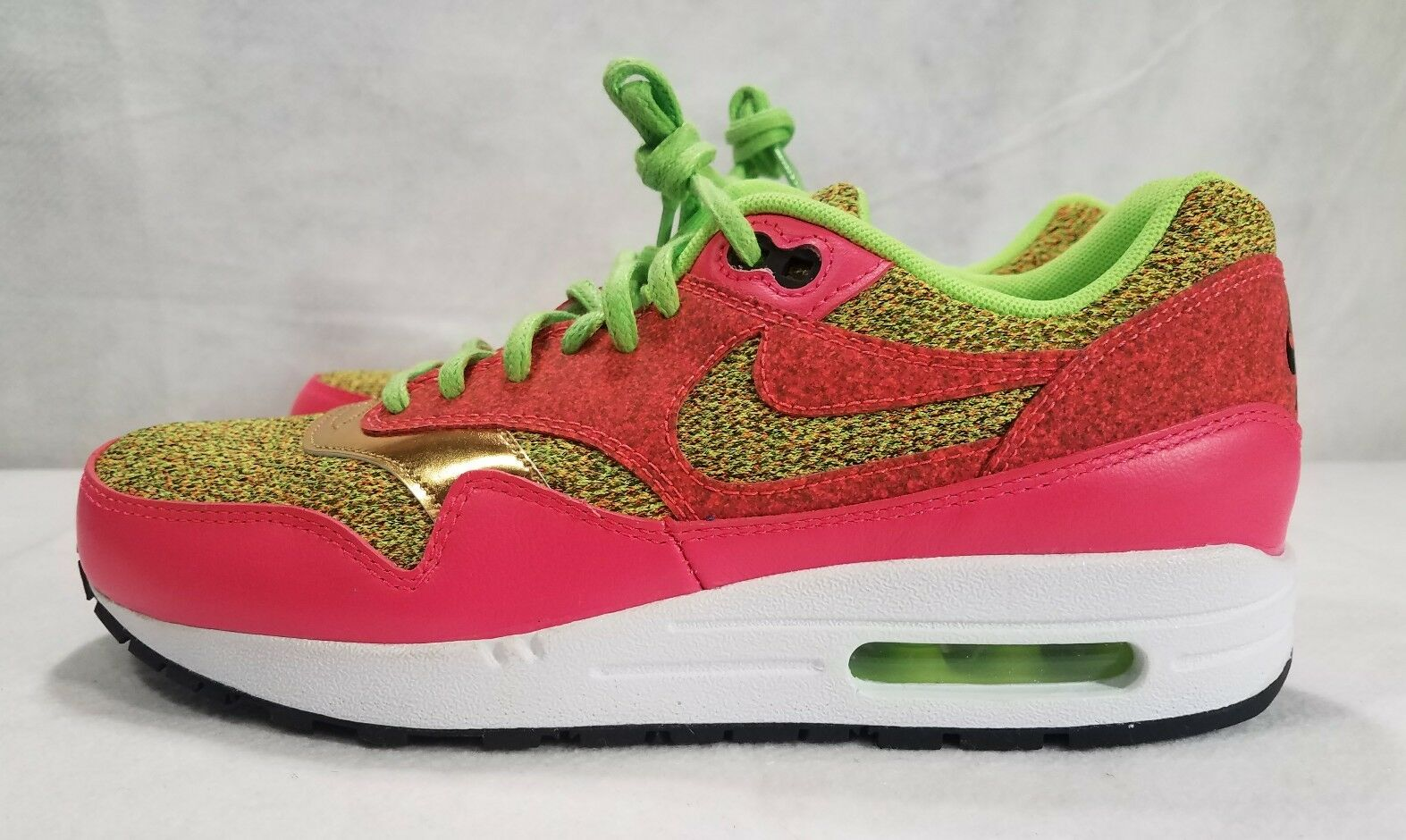 Womens Nike AIR MAX 1 SE Running Shoes -Special Edition -881101 300 -Sz 8.5 -New