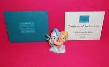WDCC HERCULES - GIFT FROM THE GODS ORNAMENT   - W/COA - NO BOX