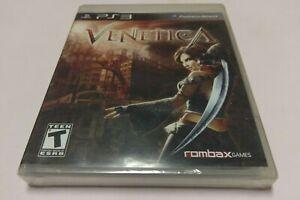 Venetica-Sony-PlayStation-3-2011-PS3-NEW