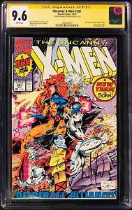 The-Uncanny-X-Men-1991-281-CGC-9-6-Signature-Series-Signed-By-Whilce-Portacio