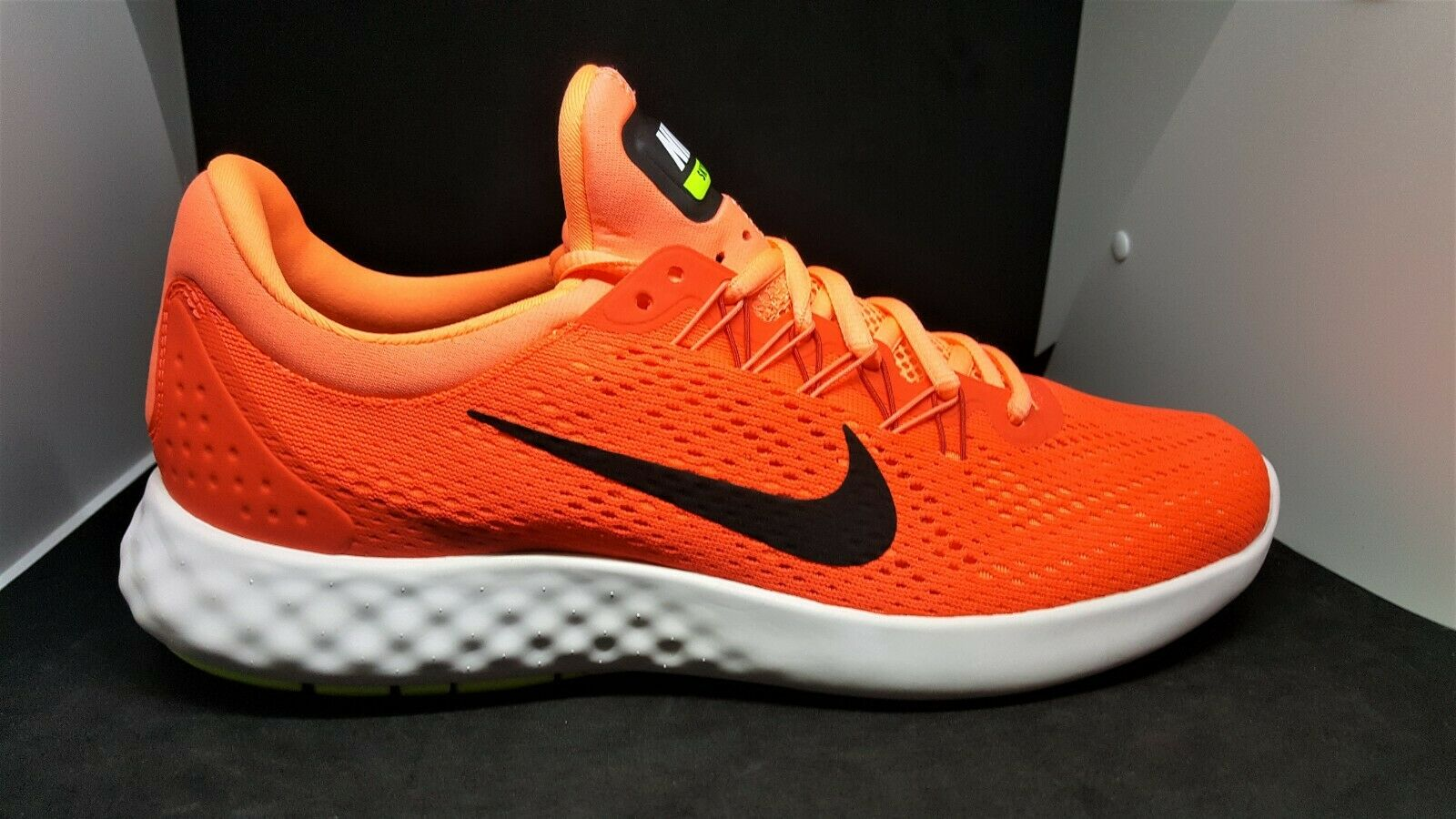 Nike Mens Lunar Skylelux Run Running shoes shoes shoes 855808-600 Size 10 9fcb59
