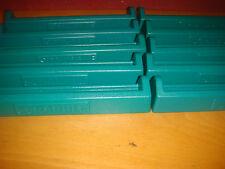 Spears Games 10 Green Scrabble Letter Racks - Scrabble On Front