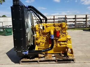 Details about Used CAT C18 Industrial Power Unit - 630HP / 6,516 Hrs
