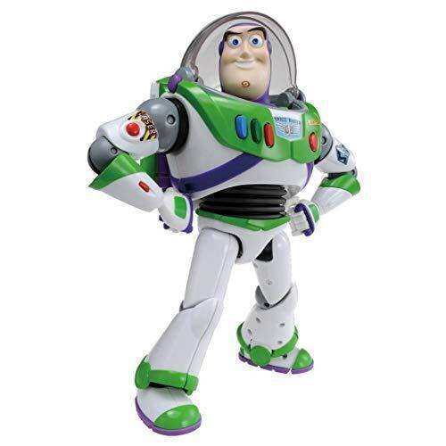 Disfruta de un 50% de descuento. Takara Juguete Story 4 Buzz Lightyear real Posando Posando Posando Figura de acción con seguimiento Nuevo  barato y de moda