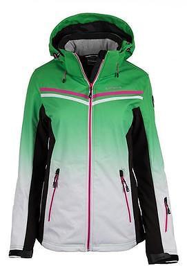 Icepeak Nelly Ski Softshelljacke Winterjacke Damen emerald UVP 149,99 | eBay