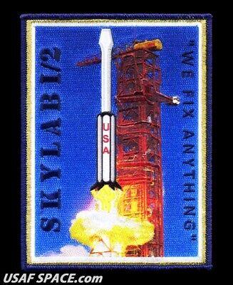 "Skylab III // 4 Spirit 4.5/"" NASA SPACE PATCH Tim Gagnon ORIGINAL AB Emblem"
