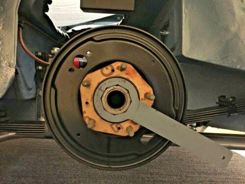 j2 Van Hub Nut Spanner 300 mm long 8 mm épais Découpe Laser au Royaume-Uni Austin Healey 3000