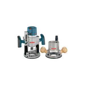 Bosch-12-Amp-2-25-HP-Combo-Plunge-amp-Fixed-Base-Router-1617EVSPK-RT-Reconditioned