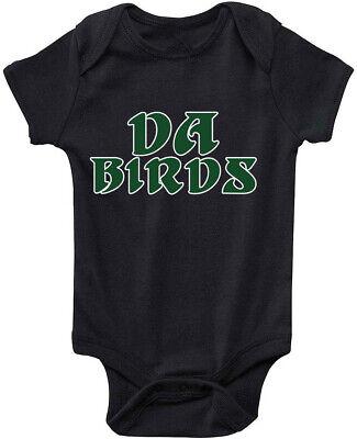Baby Carson Wentz Jordan Howard Philadelphia Eagles Da Birds Creeper Romper Ebay