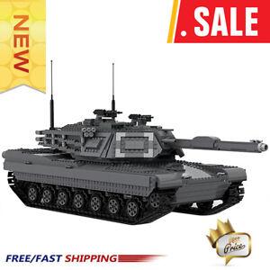 New-Ultimate-Abrams-with-Bridge-Layer-AVLB-MOC-29526-Building-Blocks-Bricks-Toys