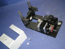 Slide Stage Actuator Table Unit Vexta Pk245 01aa Motor Lead Screw Part Lot 21l3