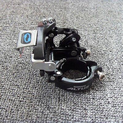 ALTUS FD-M310 Front Derailleur 31.8//34.9mm MTB Bike Triple Chainrings Sport
