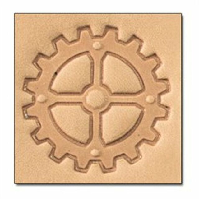 Sprocket 3D Stamp 8654-00 by Tandy Leather