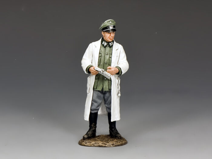 WS261 Wehrmacht Doctor by King & Country