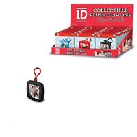 One Direction Plush Clip On Black 1d Group Picture Liam Niall Louis Zayn Harry
