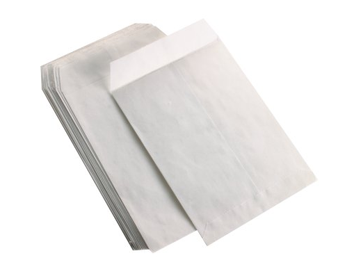 BUSTE A SACCO BIANCHE ADESIVE 190X260MM ENVELOPES 80GR COMPETITOR MARCA PIGNA ENVELOPES 190X260MM 098286