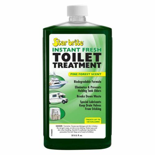 Star Brite Instant Fresh Toilet Treatment, Pine, 946ml