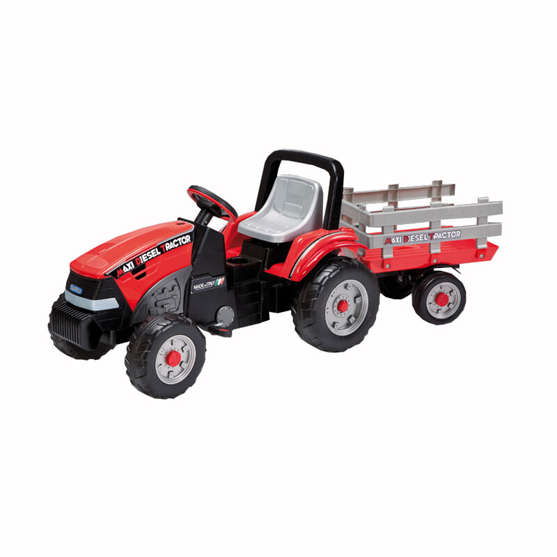 Tractor a pedales Peg Perego Maxi Diesel Tractor  CD0551