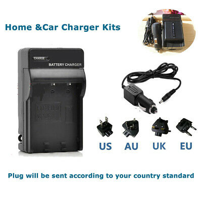 Battery Charger for Panasonic VW VBG130