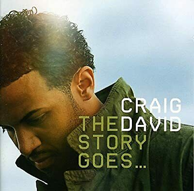 The Story Goes, Craig David, Used; Good CD