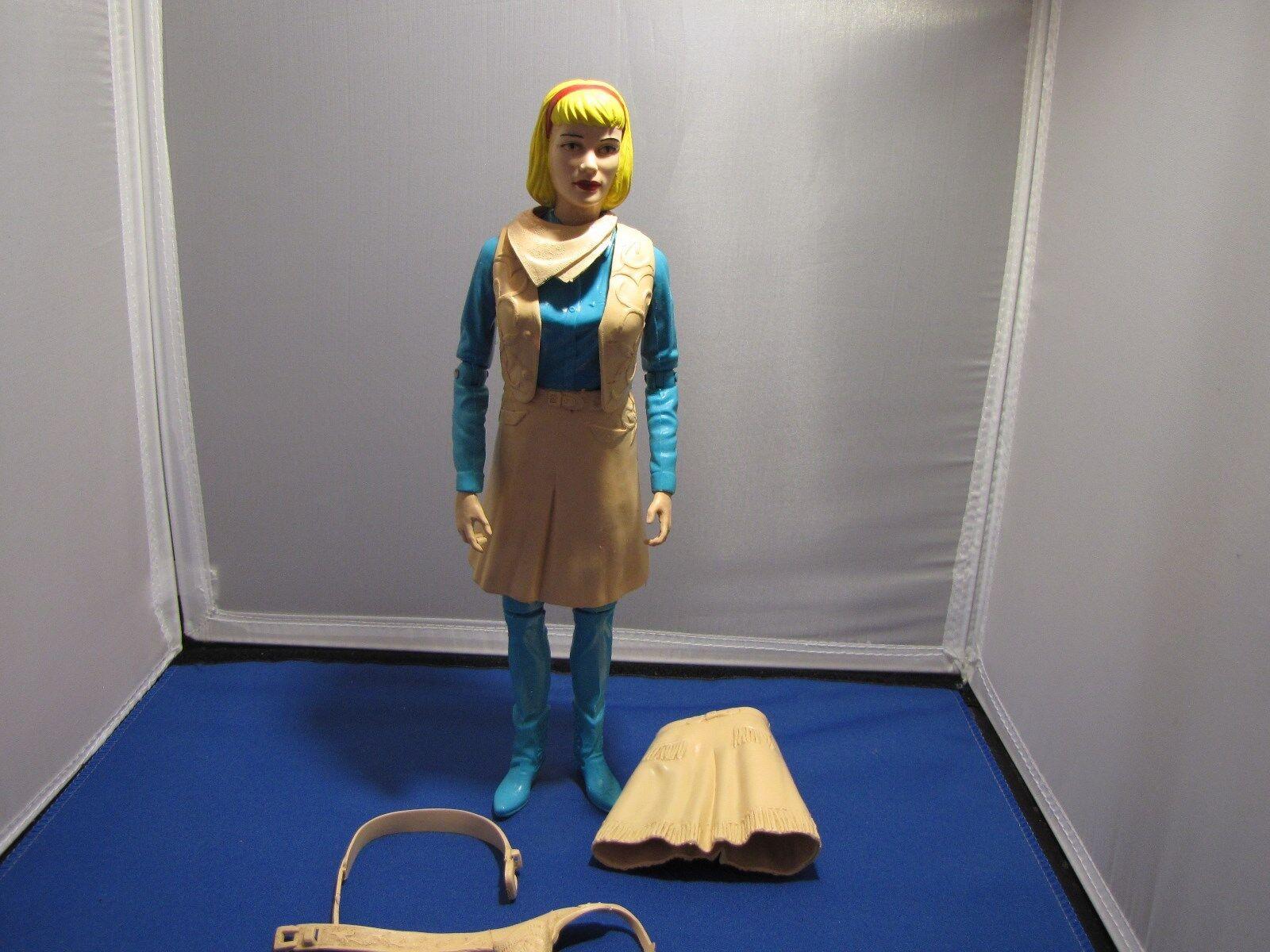 Vintage Marx Johnny West Territory - Jane Jane Jane West Action Figure w  Accessories 4e35ad