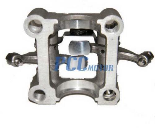 GY6 125CC 150CC QMI152 QMJ157 ENGINE ROCKER ARMS for 69MM CAMSHAFT HOLDER M RA06